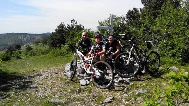 Francesco Riosa, Attilio Siega, Giuliano Scussat