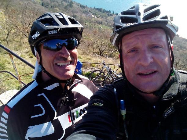 Walter Sanzin e Roberto Gava